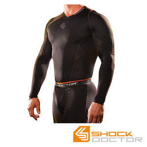 734 SVR 압박 상의  734 SVR Recovery Compression Long Sleeve Shirt