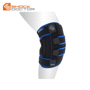 753 무릎 냉/온 찜질팩  Ice Recovery Compression Knee Wrap